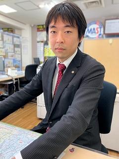 亀有店 武山店長